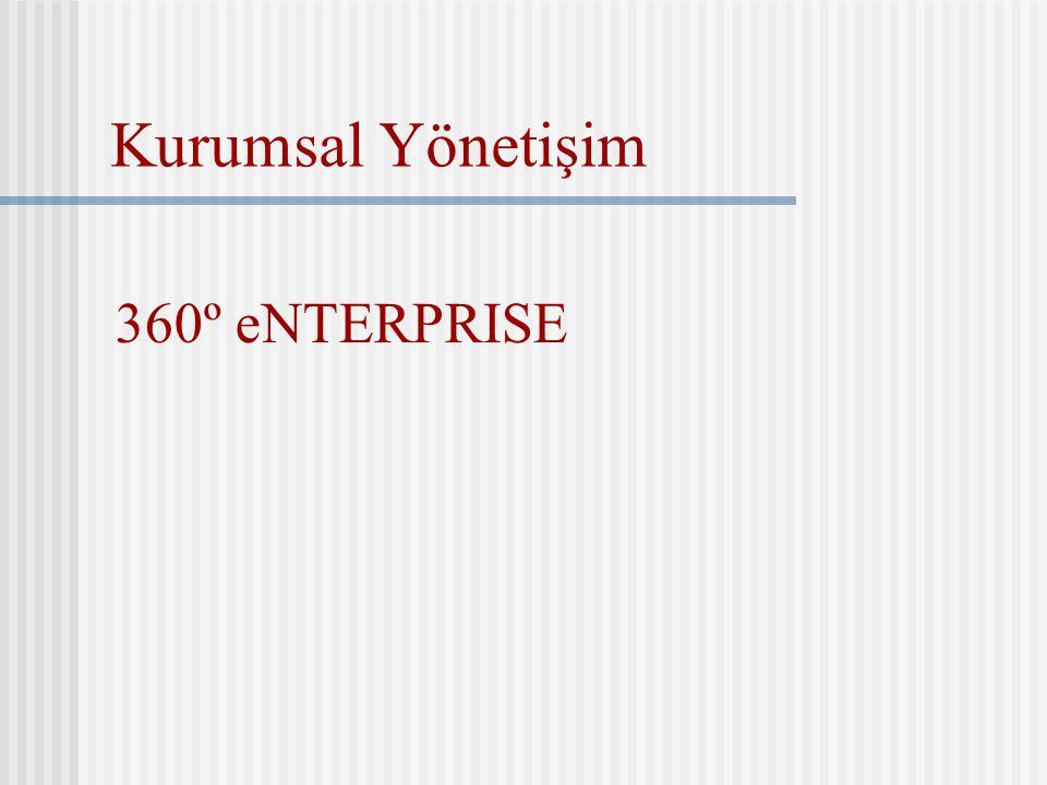 Kurumsal Yönetişim 360º eNTERPRISE