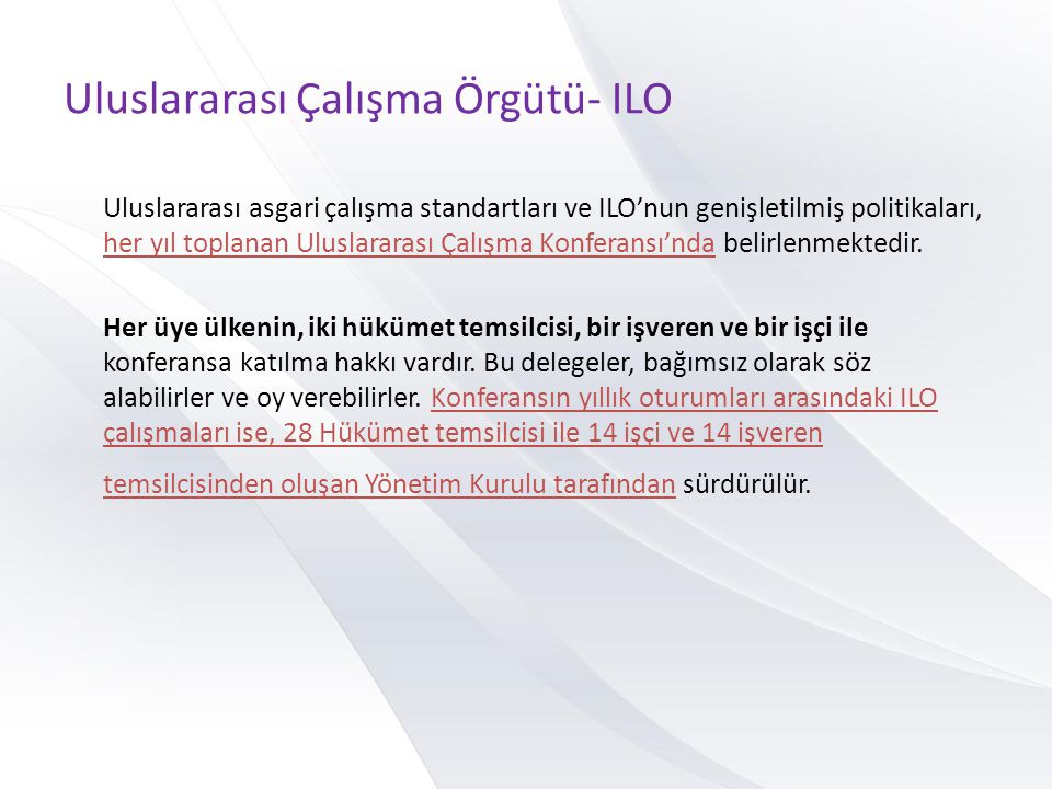 C 22) Ulusal İş Sağlığı ve Güvenliği Konseyi hakkında aşağıdaki ifadelerden hangisi yanlıştır.