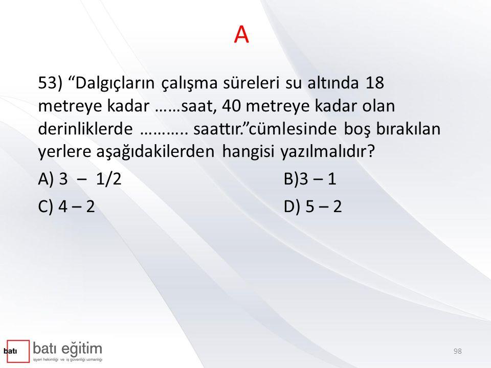 D 54) Aşağıdakilerden hangisi kimyasal etmenlerin vücuda giriş yollarından biri değildir.