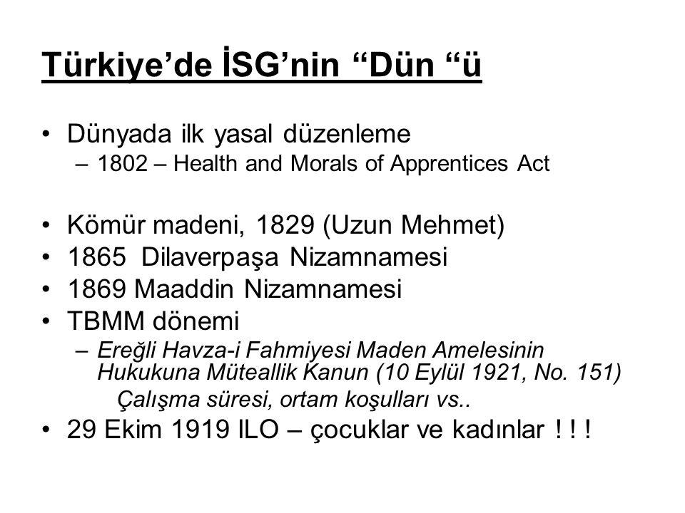 Doktor, hemşire, mühendis eğitimi 1475 – hemşire-mühendis yok, hekim eğitimi yetkili makam sertifikası – TTB 4857 – hekim eğt.