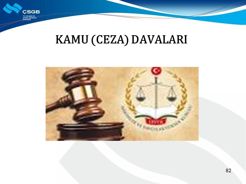 KAMU (CEZA) DAVALARI 82
