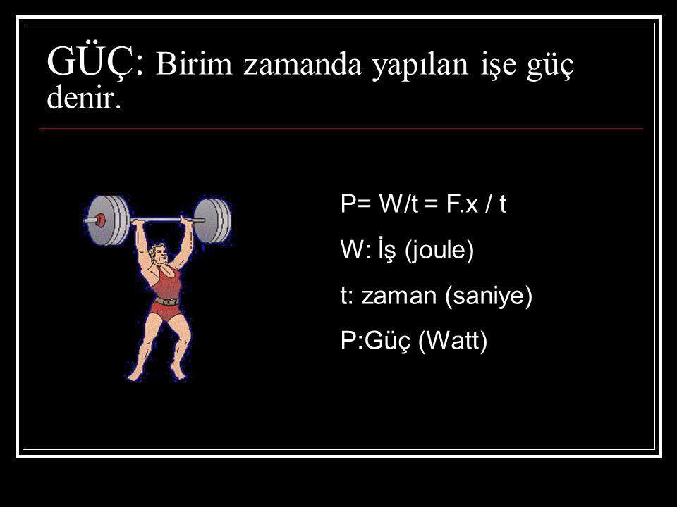 Soru: V=10m/s h=2 m A B A noktasından V=10 m/s hızla geçen cisim B ye çıkıyor ve orada duruyor.B ye çıkış yüksekliği kaç m dir? ( Yüzey sürtünmesiz. g