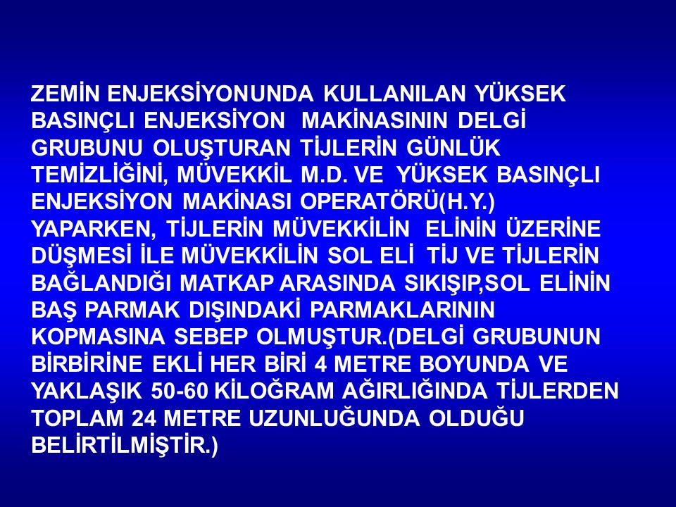 İŞVERENİN SORUMLULUĞU(506 SAYILI SSK'NUN 26.