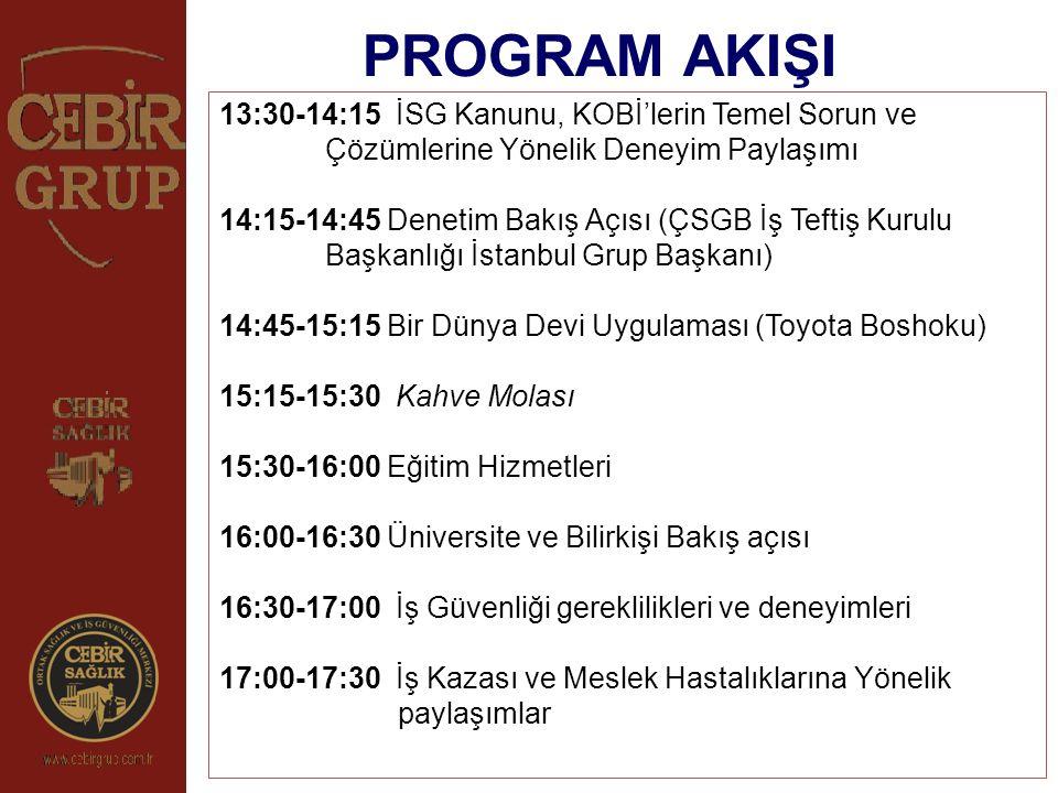 Türkiye'de meslek hastalığı sayısının az oluşunun nedeni, meslek hastalığı olgularının yeterince saptanmamasıdır!!.