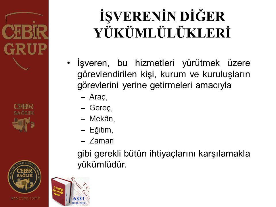 TEHLİKE SINIFININ BELİRLENMESİ NACE KOD SİSTEMİ SGK SİCİL NO – X12.34.56.XXXXXXX..