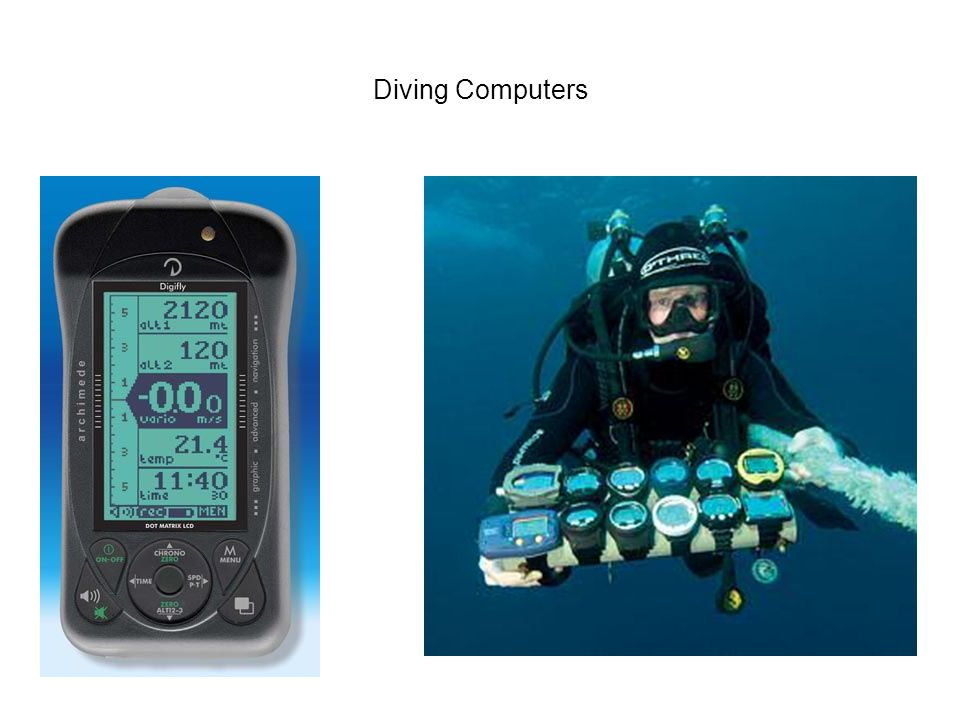 Diving Computers