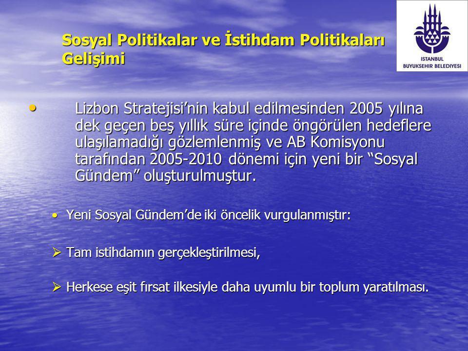 Sosyal güvenlik sistemlerinin eşgüdümü kapsamında; AB'deki uygulamanın aksine, Türkiye'de oturma ve çalışma izni almış tüm yabancılar 'İşçilerin Sosyal Güvenlik Haklarını Düzenleyen Kanun'un kapsamı dışındadır.