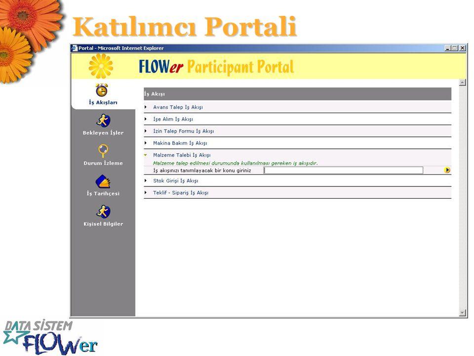 Katılımcı Portali