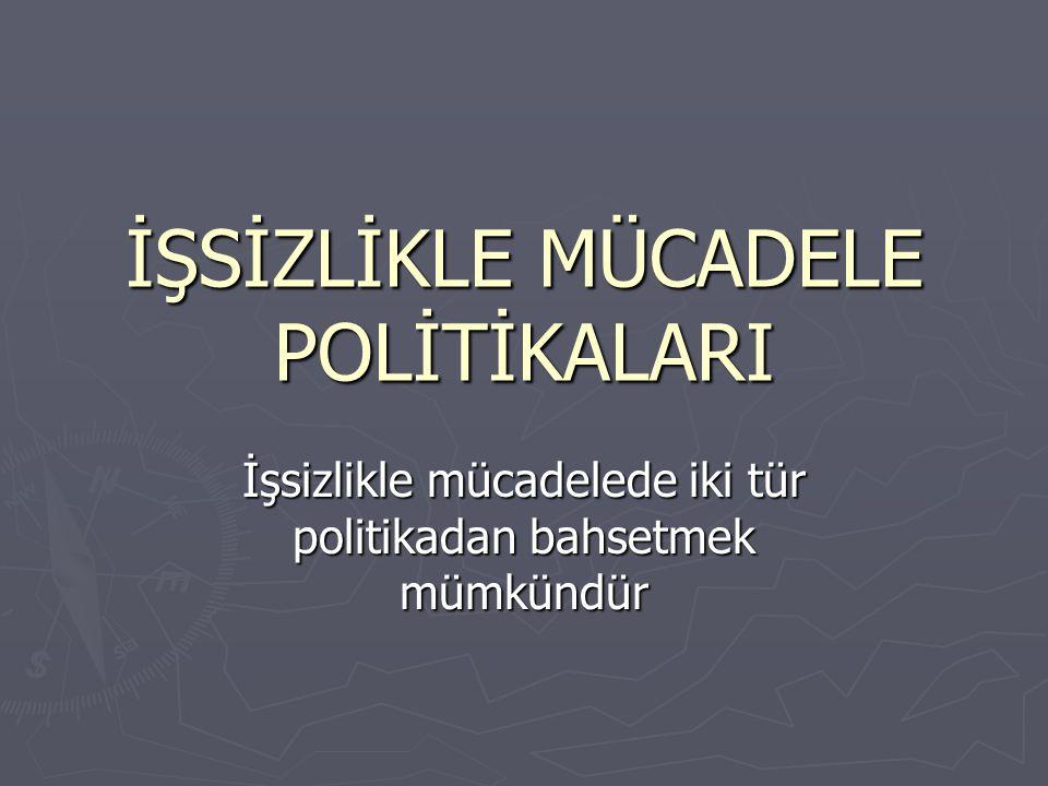 KAYNAKÇA ► Suat UĞUR-Türkiye'de İşsizlik Sigortasının Gelişimi(Yönetim Bilimleri Dergisi 2011) ► Murat GÖÇMEN- Ülkemizdeki İşsizlik Sigortası ve İşsizlik Fonu Uygulamaları ► İbrahim GÖRÜCÜ, Nihat AYBIYIK, Muzaffer KOÇ- Türkiye'de İşsizlik Sigortası Uygulaması ve Sonuçları ► Haluk EGELİ- Parafiskalite ve Parafiskal Yükümlülükler