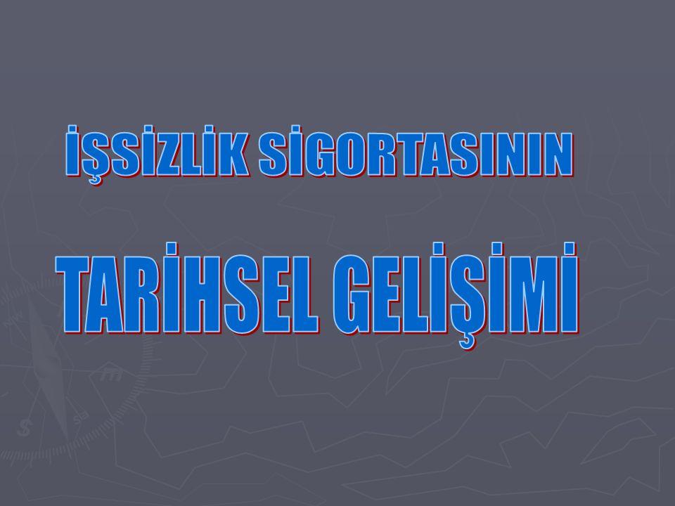 İŞSİZLİK SİGORTASININ POTANSİYEL FAYDALARI 7.