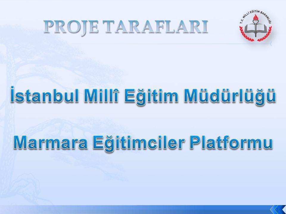3 OTURUM –1 İSTANBUL MİLLİ EĞİTİM MÜDÜRLÜĞÜ & MARMARA EĞİTİMCİLER PLATFORMU OAB BAŞKANLARI ORYANTASYON PROGRAMI 09ARALIK2010