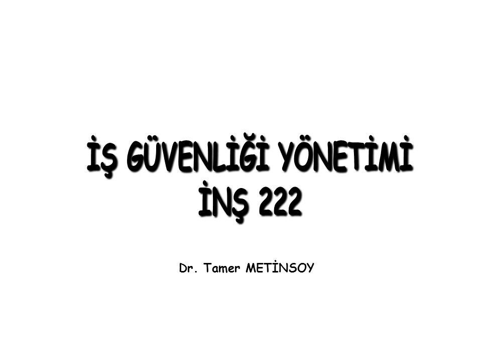 Dr. Tamer METİNSOY