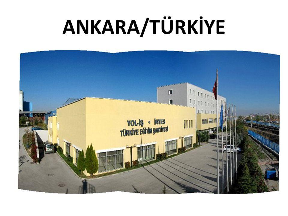 İLO'YA GÖRE; Türkiye'de yılda 120-150 000 iş kazası olmaktadır.
