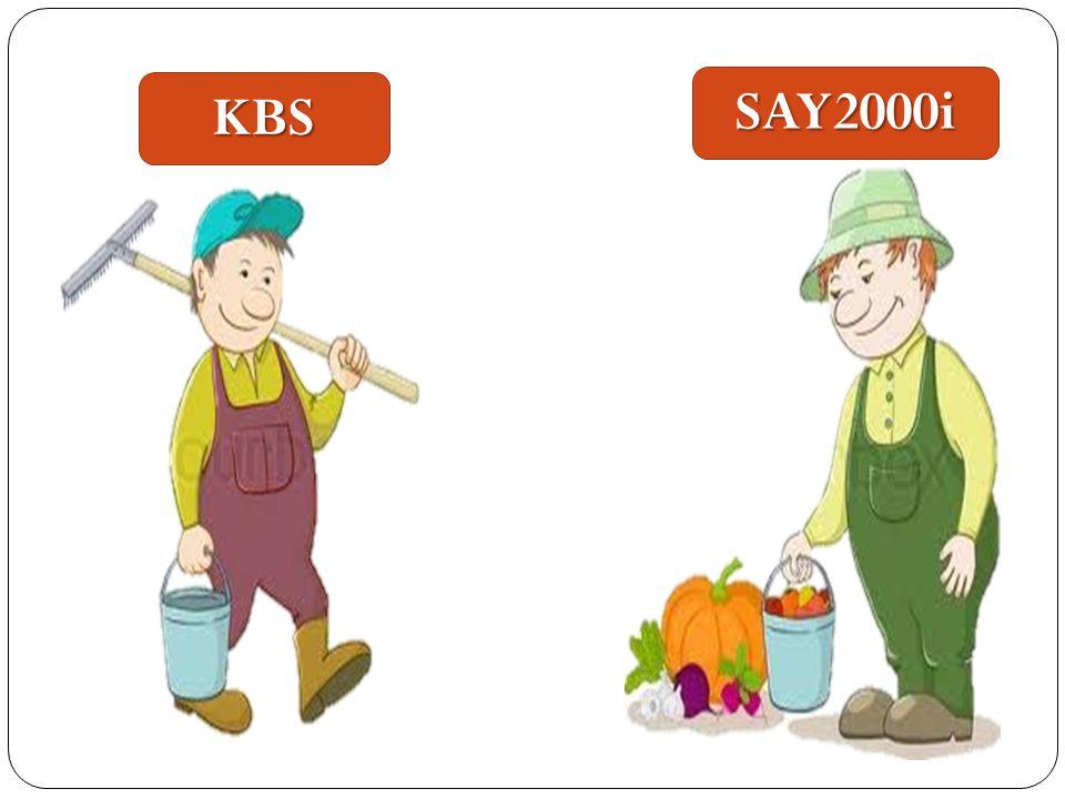 KBS SAY2000i