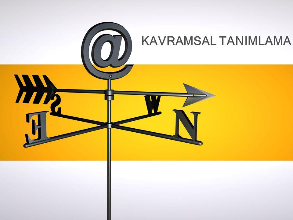 KAVRAMSAL TANIMLAMA
