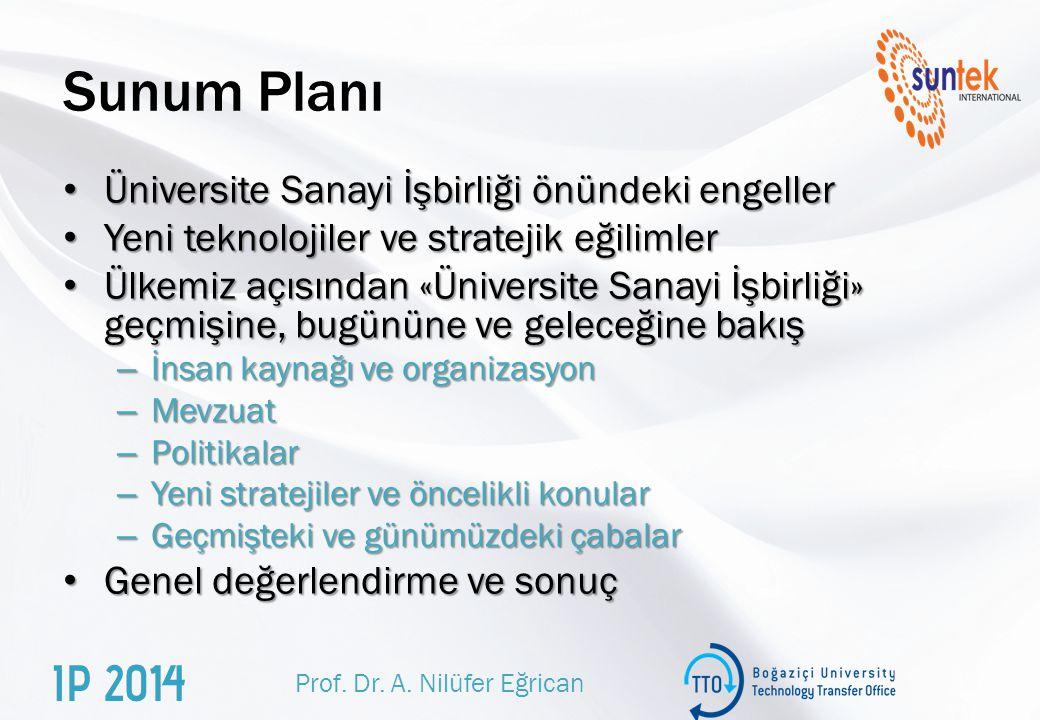 Politikalar Öncelikli Konular (10.