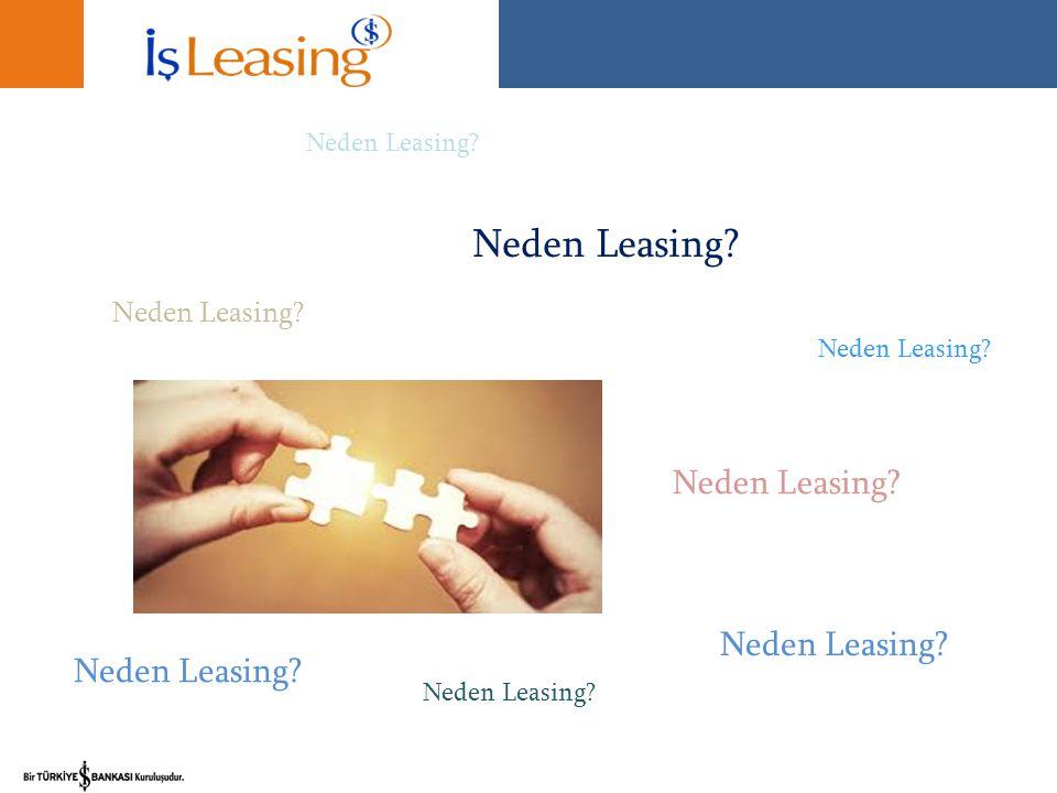 Neden Leasing?