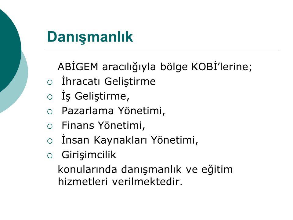 İLETİŞİM Eğitimler ve hizmetler ile ilgili her türlü bilgi için ABİGEM İzmir e (232) 446 4356 - 446 4380 - 445 4336 numaralı telefonlardan veya egitimizmir@abigem.org adresinden ulaşabilirsiniz.egitimizmir@abigem.org