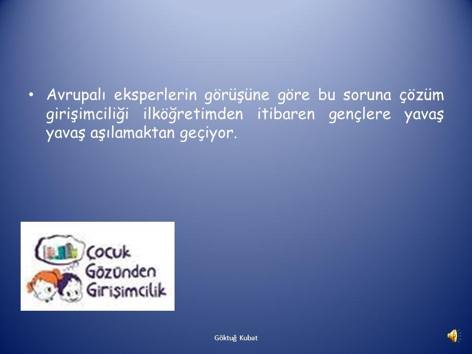 Yararlanılan Kaynaklar www.buzlu.org www.uniaktivite.net www.sorubak.com www.ogretmen.info Göktuğ Kubat