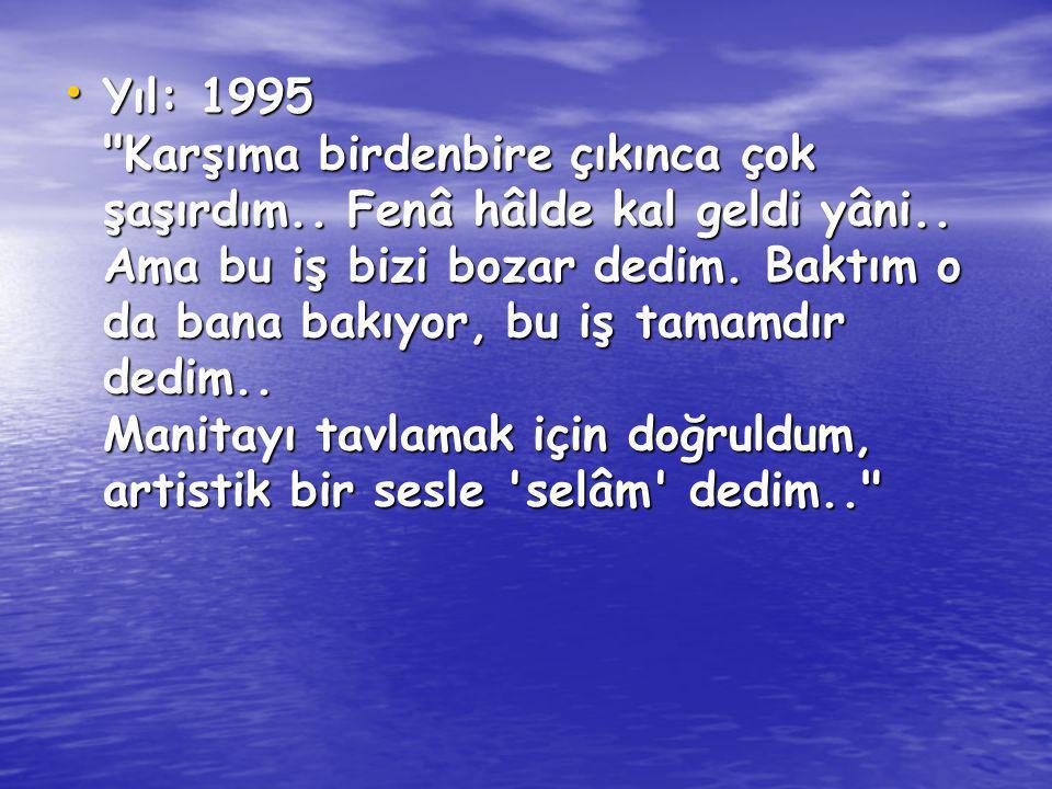 Yıl: 1995