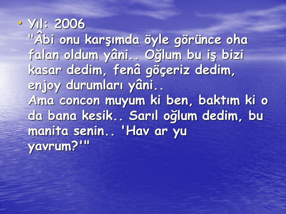 Yıl: 2006