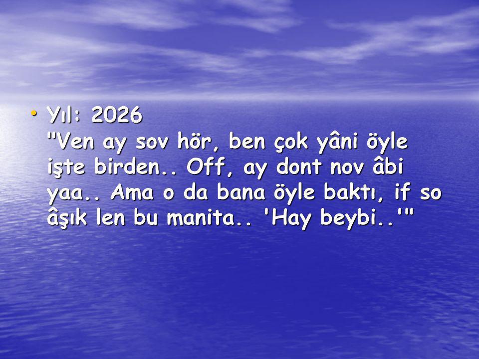 Yıl: 2026