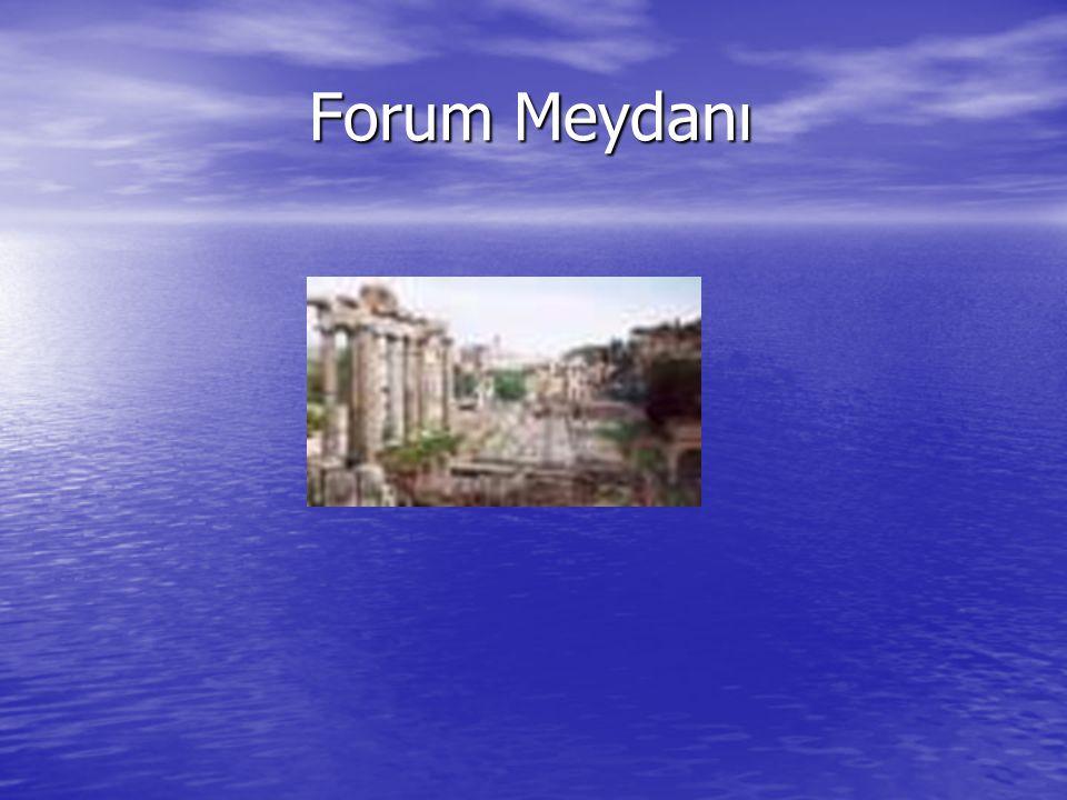 Forum Meydanı Forum Meydanı