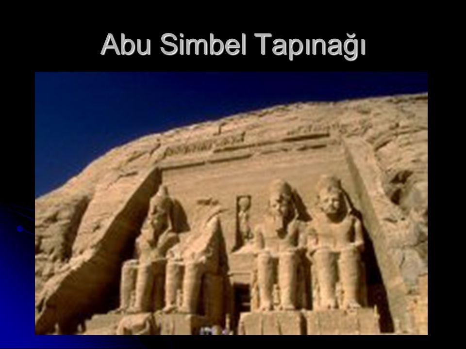 Abu Simbel Tapınağı