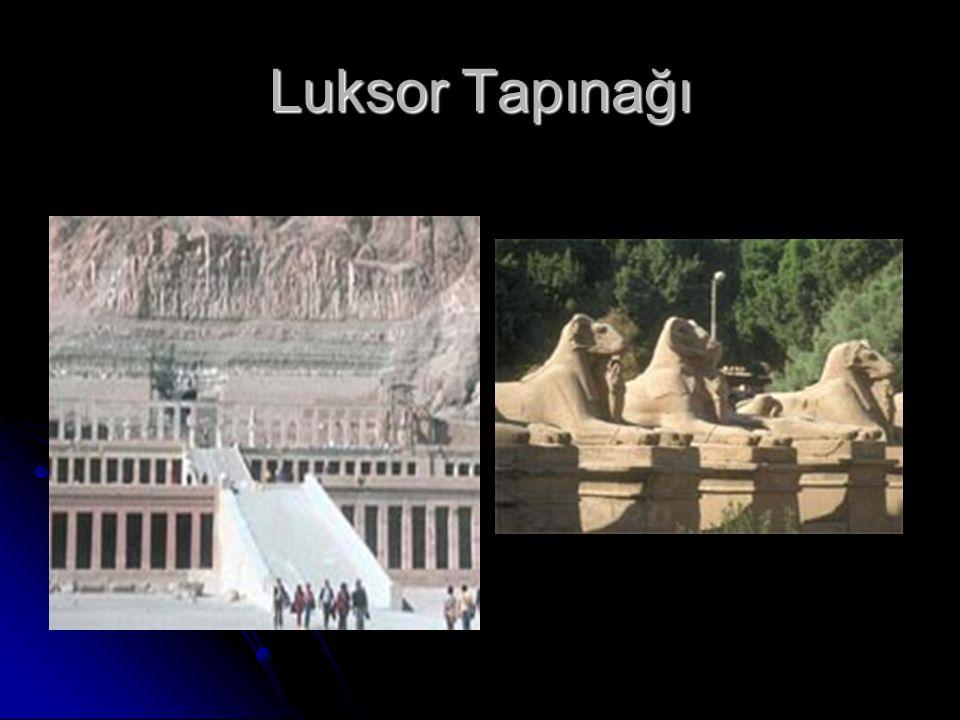 Luksor Tapınağı