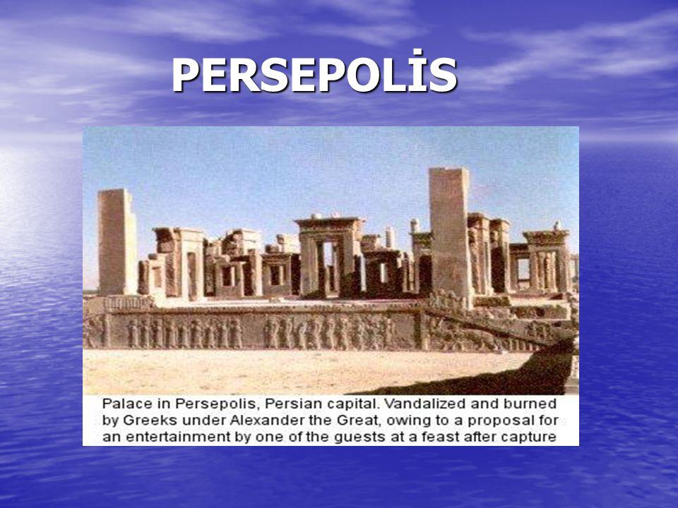 PERSEPOLİS PERSEPOLİS