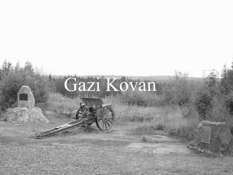 Gazi Kovan