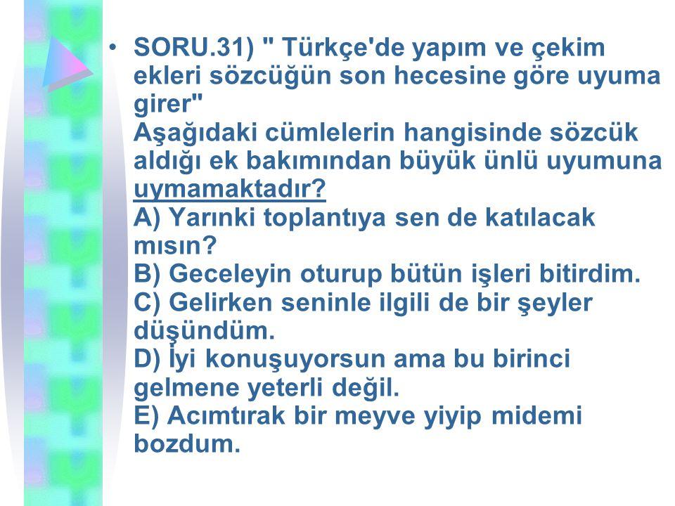 SORU.31)