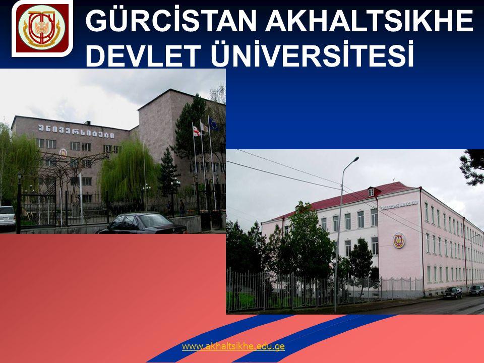 Gürcistan Yüksek Öğretim Sistemi reformları Avrupa'ya yöneliktir: Bologna sürecine üye olması ülkeye Avrupa standartlarına uygun bir yüksek öğretim ve eğitim şansı vermektedir.