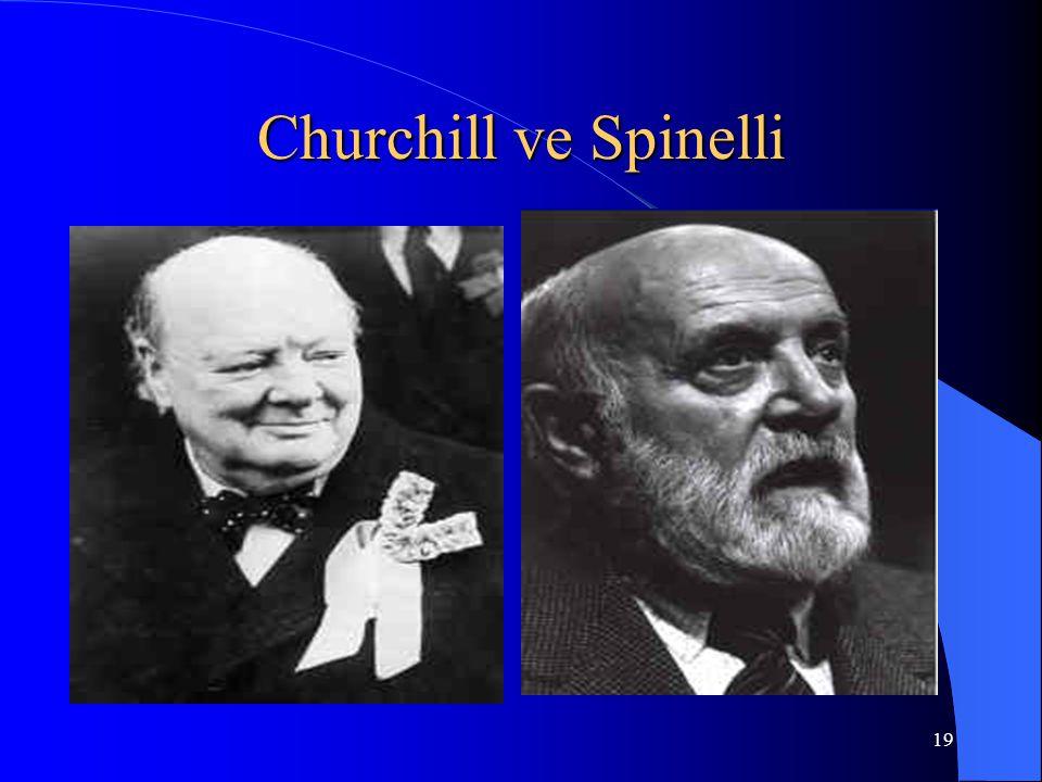 19 Churchill ve Spinelli