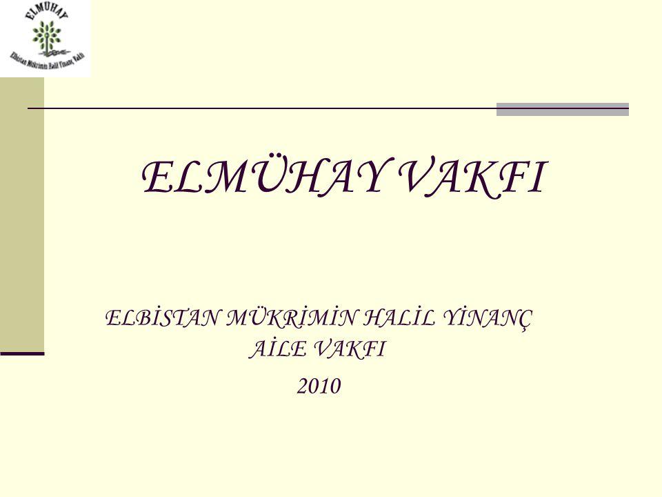 ELBİSTAN Elbistan, Kahramanmaraş iline bağlı en büyük ilçedir.