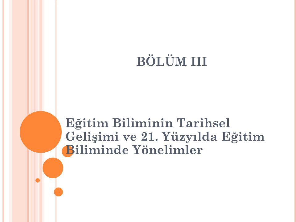 ENDÜSTRİLEŞME ÖNCESİ EĞİTİM (16-18.