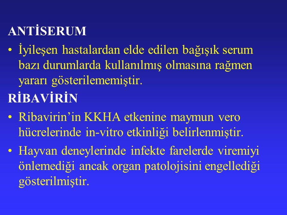 İlacın oral ve parenteral formları, hem tedavi hem de proflaksi amacıyla kullanılmıştır.