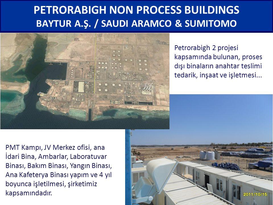 DOĞU BÖLGESİ ÇİMENTO TESİSİ PROJESİ EPCC / KRUPP POLYSIUS / GAMA / 2004 Doğu Bölgesi Çimento Şirketi EPCC için, Khursaniyah da bulunan tesise, 3500 ton/gün kapasiteli ek hat, anahtar teslimi olarak yapılmıştır.