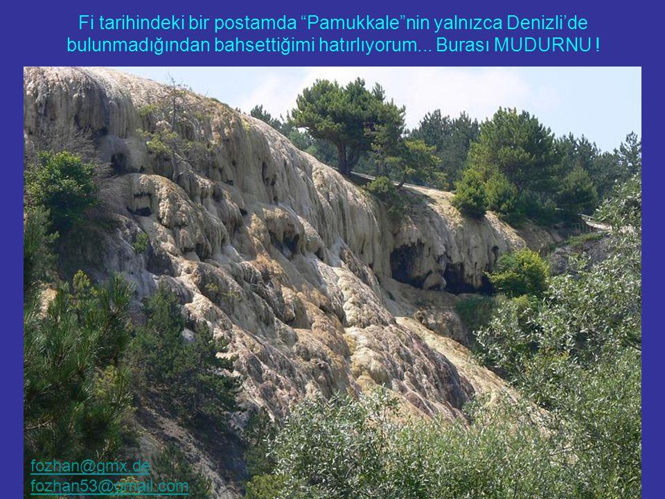"""Eski Osmanlı Evleri yalnızca Safrabolu'da bulunmuyor... Fi tarihindeki bir postamda """"Pamukkale""""nin yalnızca Denizli'de bulunmadığından bahsettiğimi ha"""