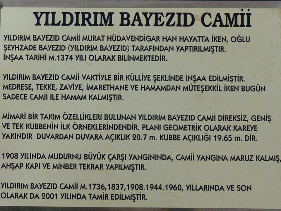 Eski Osmanlı Evleri yalnızca Safrabolu'da bulunmuyor...