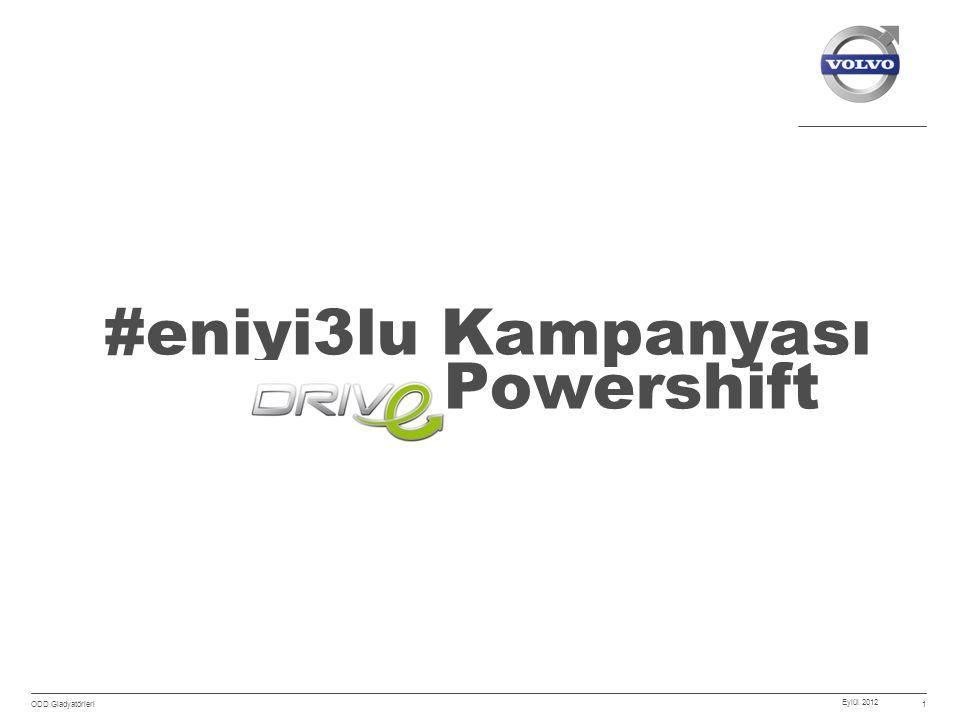 Eylül 2012 ODD Gladyatörleri 1 #eniyi3lu Kampanyası Powershift