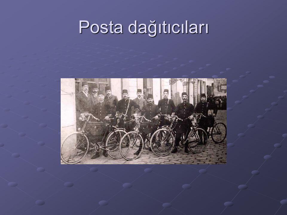 Posta dağıtıcıları