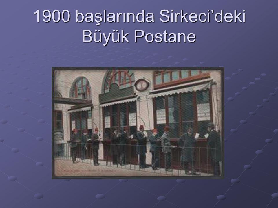 Modern Posta Örgütü Osmanlı İmparatorluğu'nda demiryollarında, denizyollarında ve telgrafta yaşanan dış ülkelerin müdahaleleri sorunu burada da yaşanıyordu.