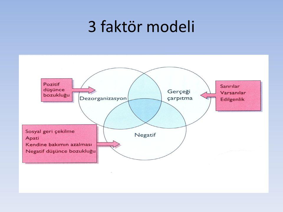 3 faktör modeli