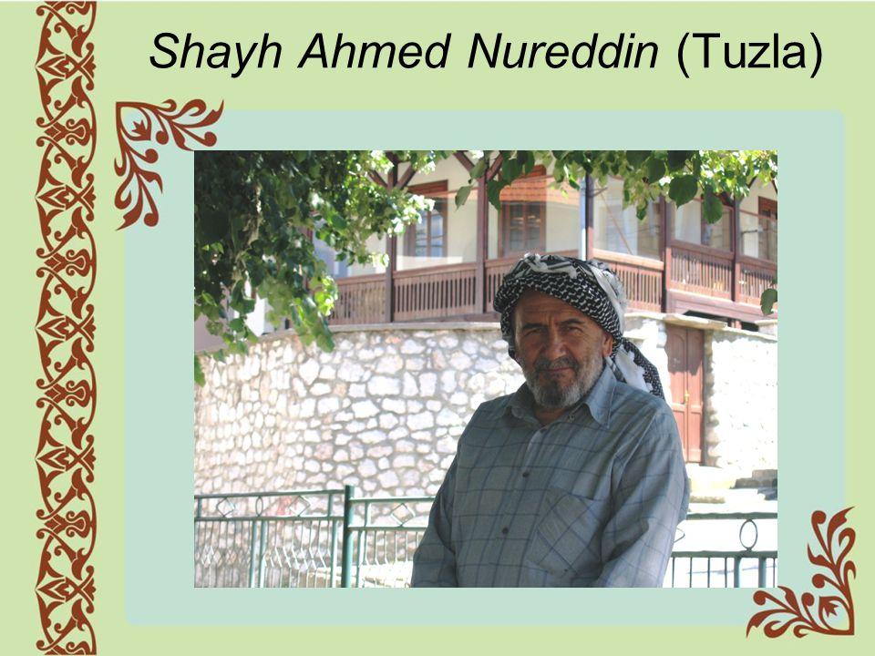 Shayh Ahmed Nureddin (Tuzla)