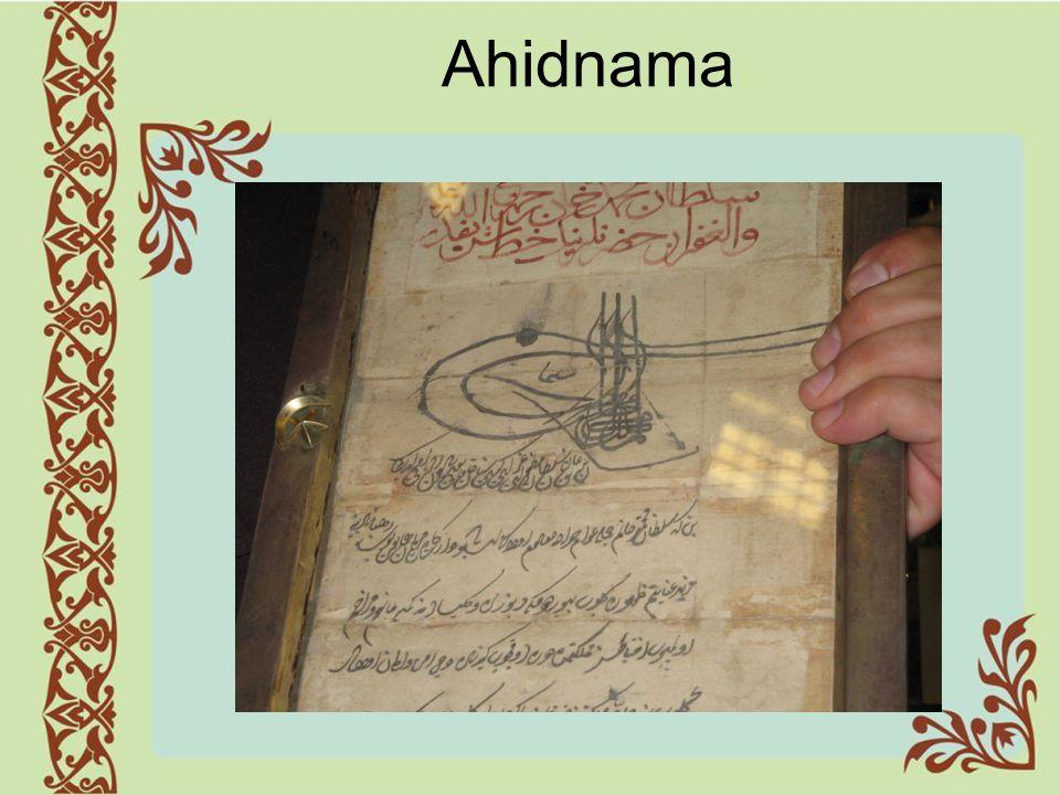 Ahidnama