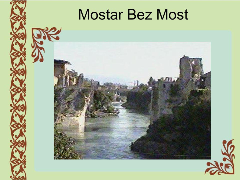 Mostar Bez Most