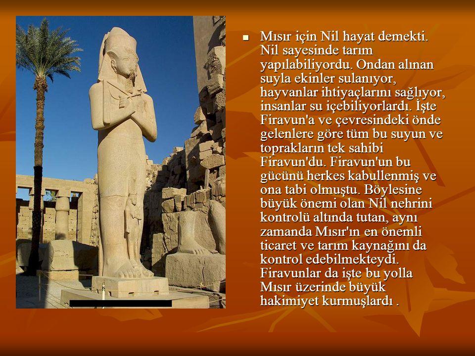 Mısırlıların sahip oldukları medeniyet, yaşadıkları olaylar hakkındaki bilgileri eski Mısır yazısı olan hiyerogliflerden öğrenmek mümkündür.
