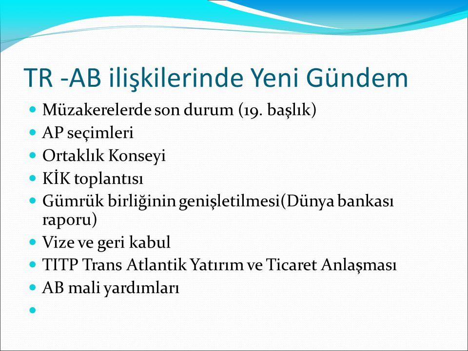 Sayın Başbakan Erdoğan: 23.ve 24.