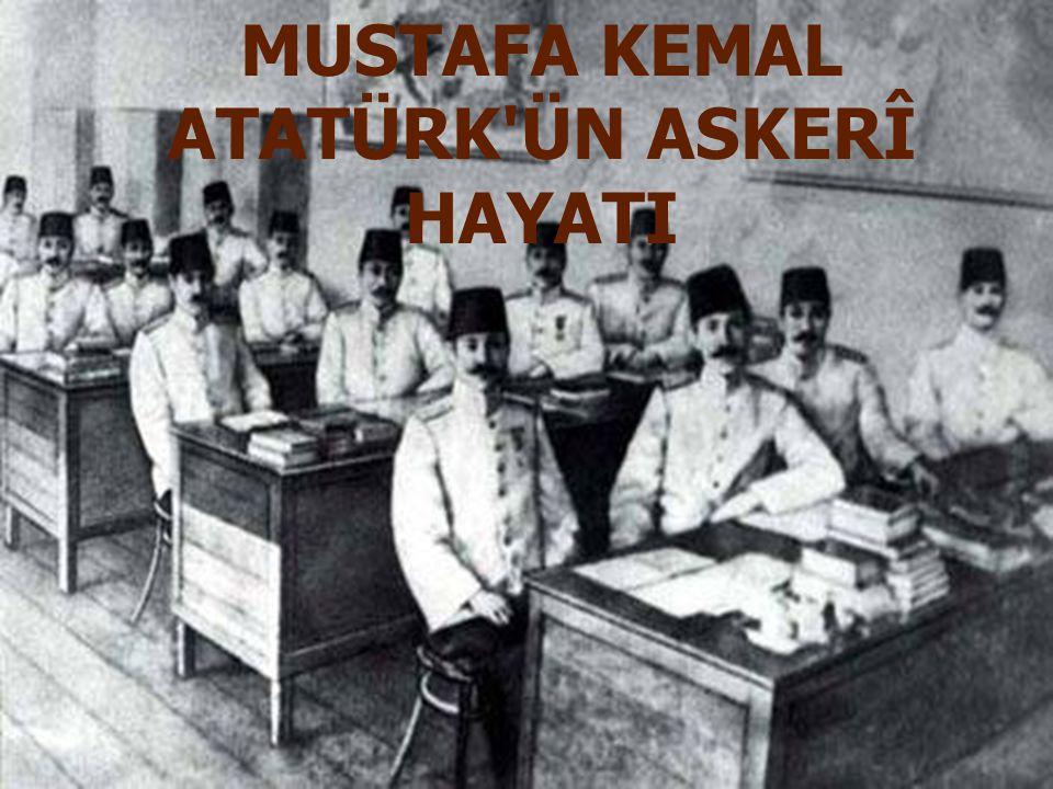 Tskvemillisavunma.wordpress.com 15 Aralık 1917 - 4 Ocak 1918 arasını kapsayan bu seyahat esnasında Mustafa Kemal, Alman askeri çevrelerinde incelemeler yaparak, Alman İmparatoru II.